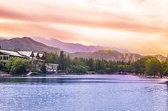 EL PARQUE GENERAL SAN MARTIN (小珂风行遏沙) Tags: ifttt 500px dawn andes argentina lake largo montañas fornight amenecer alba could nuble parque park tyndall