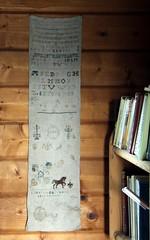 (:Linda:) Tags: germany thuringia village bürden garden cabin embroidery handmade