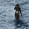 Cosmic Vision (Slimdandy) Tags: sea portrait people woman beach water girl beautiful beauty mexico sand ruin tulum vision 2009 yuccatan