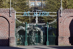 Passionistenklooster, Kortrijk (Erf-goed.be) Tags: geotagged westvlaanderen kerk klooster kortrijk archeonet sintantoniuskerk geo:lat=508264 geo:lon=32775 passionistenklooster