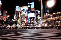 Shibuya (Nien-Yi Ho ) Tags: tokyo   shibuja   ricohgr2 nienyihophotography
