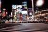 渋谷 Shibuya (Alex Ho Photography) Tags: tokyo 東京 渋谷 shibuja 斑馬線 十字路口 ricohgr2 nienyihophotography