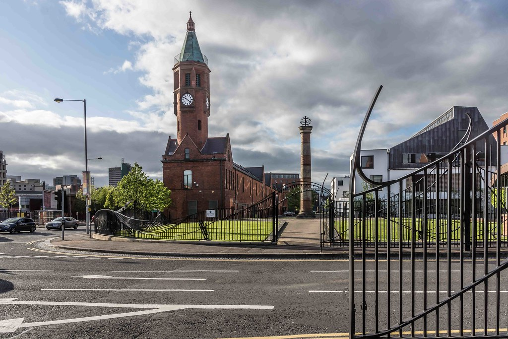 GASWORKS IN BELFAST [2015]-108942