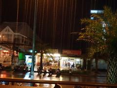Regen in Krabi