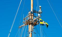 Rhodes Boat (technodean2000) Tags: wood uk greek boat wooden nikon ship greece mast rhodes lightroom d610