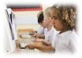 girls on computer