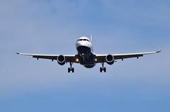 G-EUYT (andy_66725) Tags: uk london sunshine airport heathrow royal atlantic virgin airbus british ba airways approach miss a330 jordanian lhr a320 a330200 avianca egll a330300 27l sharklets n975av jyaig gvray geuyt