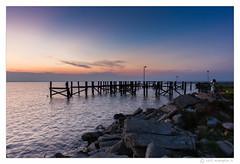 Deb@Lake Pontchartrain (evangelos K) Tags: sunset water marina pier sony deb deby lakepontchartrain a850 cz2470ssm duskthedocks