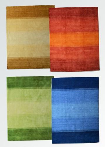「ハグみじゅうたん」てざわり 四季彩グラデーションシリーズの写真