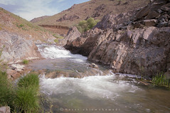 river (naser.shirmohamadi) Tags: sky mountain water river waterfall naser   shirmohamadi