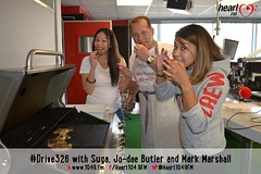 #Drive326 Heritage Day in studio Braai