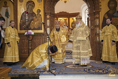 15. The Relics and Personal Things of St. John of Shanghai and San Francisco which were gifted to Svyatogorsk Lavra / Передача в дар мощей и личных вещей свт. Иоанна Шанхайского