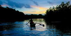 Evening Light (mehtasunil) Tags: blue sunset sea summer sky sun beach beautiful boat fisherman srilanka bentota reddot pirouge leicaq