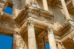 Library Details (hecticskeptic) Tags: turkey ephesus libraryofcelsus templeofhadrian bouleuterion nymphaeumtraiani markamorgan