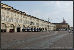 2010-07-17 Turijn - Piazza San Carlo - 1 (Topaas) Tags: torino piazzasancarlo turijn sonya550 sonydslra550