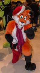 DSC_0026 (Acrufox) Tags: chicago illinois furry midwest december ohare rosemont convention hyatt regency 2014 fursuit furfest fursuiting acrufox mff2014