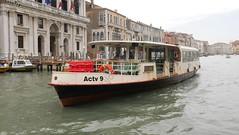 Actv 9 (KiloCharlie 68) Tags: venice 2 line series 80 venezia serie grandcanal rialto linea vaporetto actv vaporetti aziendadelconsorziotrasportiveneziano actv9 ve8151 cantierinavalivittoria
