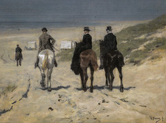 Anton Mauve - Morning Ride along the Beach, 1876 at Rijks Museum Amsterdam Netherlands (mbell1975) Tags: morning holland beach netherlands dutch amsterdam museum painting gallery museu ride fine arts musée musee impressionism mauve anton museo nl flemish rijksmuseum musuem along impression impressionist muzeum noordholland niederlande 1876 finearts nederlanden beaux rijks beauxarts müze gallerie musum niederland
