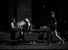 City Life (Olderhvit) Tags: street blackandwhite gothenburg streetphotography streetphoto goteborg streetpics framingthestreet olderhvit