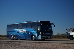 Misioneros Volvo 9700 #1021 (sj3mark) Tags: volvo 9700 misioneros motorcoach tourbus charterbus misionerosbusline