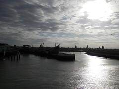 Calais, Harbour