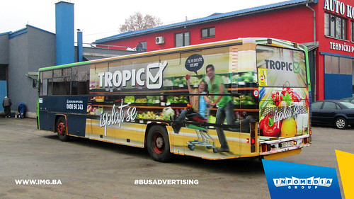 Info Media Group - Tropic, BUS Outdoor Advertising, Banj Luka 11-2015 (6)
