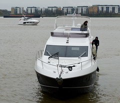 Sunseeker Manhattan 55 Yacht (1) @ KGV Lock 15-12-15 (AJBC_1) Tags: uk england london unitedkingdom docklands riverthames motoryacht eastlondon gallionsreach nikond3200 northwoolwich newham sunseeker royaldocks luxuryyacht londonboroughofnewham gallionspoint kgvlock dlrblog londonsroyaldocks ©ajc kinggeorgevlock londonboatshow2016 lbs2016 lbs16 sunseekermanhattan55yacht