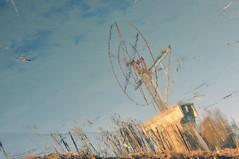 Molí de ramell (nemenfoto) Tags: moli ramell molino reflejo reflections pla santjordi nemenfoto humedal mallorca
