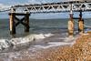 DSE_7940 (alfiow) Tags: beach pier sea totland waves