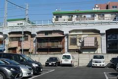 yokohama1659 (tanayan) Tags: urban town cityscape kanagawa yokohama japan nikon j1 神奈川 横浜 日本 jr tsurumi 鶴見