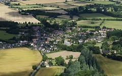 Wetherden - population 540 (John D F) Tags: wetherden suffolk aerial aerialphotography aerialimage aerialphotograph aerialimagesuk aerialview britainfromabove britainfromtheair droneview viewfromplane hirez hires highresolution