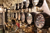 Pearl Harbour Submarine (Ben Gracewood) Tags: dials controls