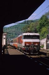 Saverne, Mai 1989 (Atze auf Achse) Tags: 15000 sncf mozart