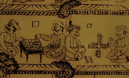 """Chaturanga-makruk / Escenarios y artefactos de recreación meditativa en lndia y el sudeste asiático • <a style=""""font-size:0.8em;"""" href=""""http://www.flickr.com/photos/30735181@N00/31710113443/"""" target=""""_blank"""">View on Flickr</a>"""