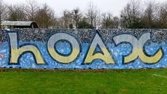 Graffiti Prinsenpark Mongolz (oerendhard1) Tags: graffiti streetart urban art rotterdam prinsenpark cruel hoax mongolz