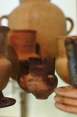 A Burnt Group from Gurob (plingthepenguin) Tags: uk museum ancientegypt manchester manchestermuseum