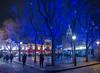 Luces de Navidad (Jesus_l) Tags: europa francia montmartre plazadelospintores jesúsl