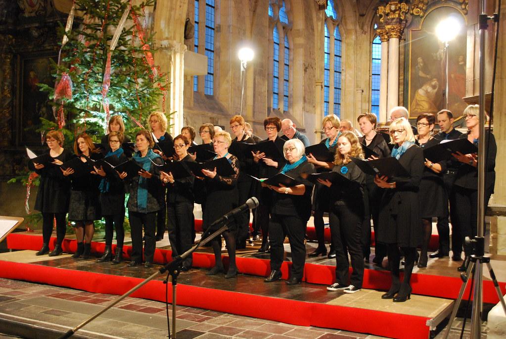 Kerstconcert Feestcomité Sint-Truiden 2016