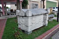 Samsun Müzesi (Efkan Sinan) Tags: samsunmüzesi arkeoloji etnografya karadenizbölgesi türkiye türkei turchia turquie tr museum lahit sarcophagus