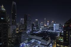 Bangkok, hotel Muse (Thaïlande) (Mathulak) Tags: bangkok muse hotel skyroof skytop thailande