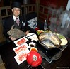 Dr. Takeshi Yamada and Seara (Coney Island sea rabbit) at the 99 Favor Taste hot pot buffet restaurant in Manhattan, New York on September 15, 2016.  20160915Thu. 99 Favor Taste M. DSCN7989=P0010bC. 99 Favor Taste, Manhattan (searabbits23) Tags: searabbit seara takeshiyamada 山田武司 taxidermy roguetaxidermy mart strange cryptozoology uma ufo esp curiosities oddities globalwarming dragon mermaid unicorn artist alchemy entertainer performer famous sexy playboy bikini fashion vogue goth gothic vampire steampunk victorian barrackobama billclinton sideshow freakshow star king pop god angel celebrity genius amc immortalized tv japanese asian mardigras google yahoo bing aol cnn coneyisland brooklyn newyork leonardodavinci damienhirst jeffkoons takashimurakami vangogh pablopicasso salvadordali waltdisney donaldtrump hillaryclinton hotpot buffet