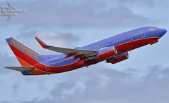 Southwest Airlines | Boeing | 737-7H4 | N449WN | F/N:449 | S/N:32469 | L/N:1427 (Winglet Photography) Tags: plane airplane aircraft airline airlines airliner jet jetliner flight flying aviation travel transport transportation spotting planespotting georgewidener georgerwidener stockphoto wingletphotography canon 7d dslr fortlauderdale ftlauderdale fll kfll florida fl 2016 south departure takeoff boeing 737 73g 737700 7377h4 n449wn 449 32469 1427
