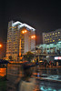 Hotel Pullman (Everyone Shipwreck Starco (using album)) Tags: jakarta building gedung architecture arsitektur hotel fotomalam nightshoot