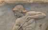 "Funerary Base for an Athlete - II (egisto.sani) Tags: funerary base funeraria arte art ""late archaic"" ""tardo arcaico"" style period periodo stile ""archaic period"" arcaico archaic greca marble marmo bassrelief bassorilievo scultura ""themistoklean wall"" keramikos ceramicos atene athens ""national archaeological museum"" ""museo archeologico nazionale"" ""no 3476"" ""nr"