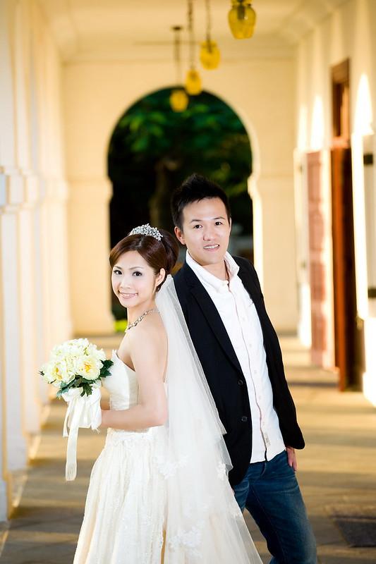 中正紀念堂,小白宮,新人婚紗,婚紗攝影