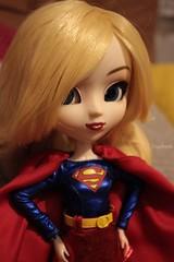 Kara [Pullip Supergirl] (Vagabonde59) Tags: pullip pullips supergirl dc comics kara danvers zorel zor el superman doll dolls poupée poupées
