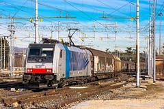 186 287 (atropo8) Tags: 186287 rtc railtractioncompany train treno zug merci freight cargo verona veneto italy nikon d610