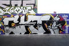 Lars Ryck CKT (Ruepestre) Tags: lars ryck ckt art paris france streetart street graffiti graffitis urbanexploration urbain urban