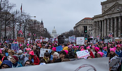 Womens March DC-20170121-TW Meetup _ 20170121 _ KMB_0251 (kevinbarry7) Tags: washington dc feminism dump trump protest capital resist mall pence devos love trumps hate