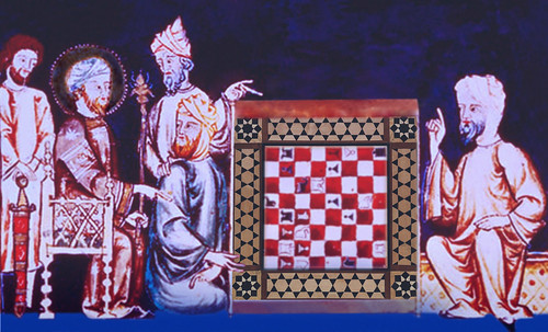 """Ash-shatranj - Acedrex Iconografía de la convergencia de cosmovisiones en el al-Ándalus • <a style=""""font-size:0.8em;"""" href=""""http://www.flickr.com/photos/30735181@N00/32399923351/"""" target=""""_blank"""">View on Flickr</a>"""